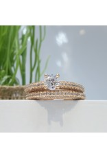 RGC190006 - Rose Gold Plated Ring