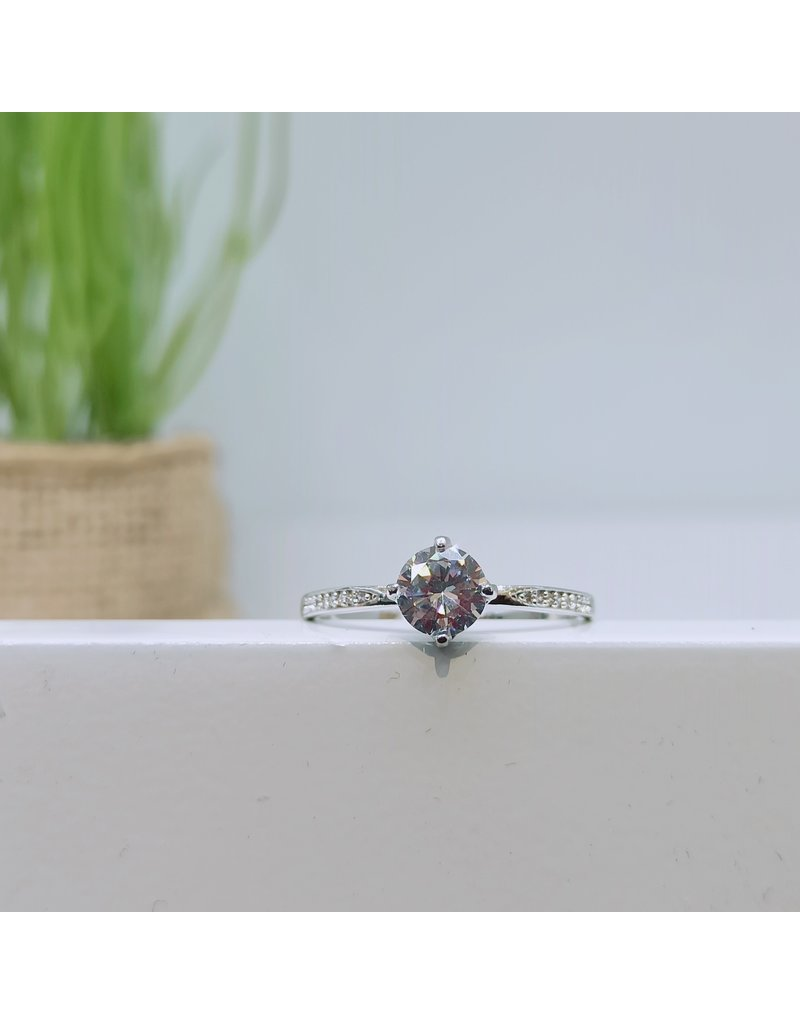 RGC190007 - Silver Plated Ring
