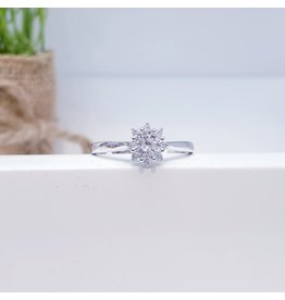 RGC190014 - Silver Plated Ring