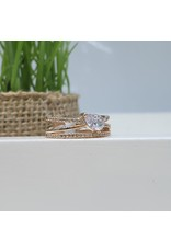 RGC190012 - Rose Gold Plated Ring