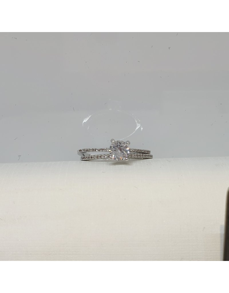 RGC190017 - Silver Plated Ring