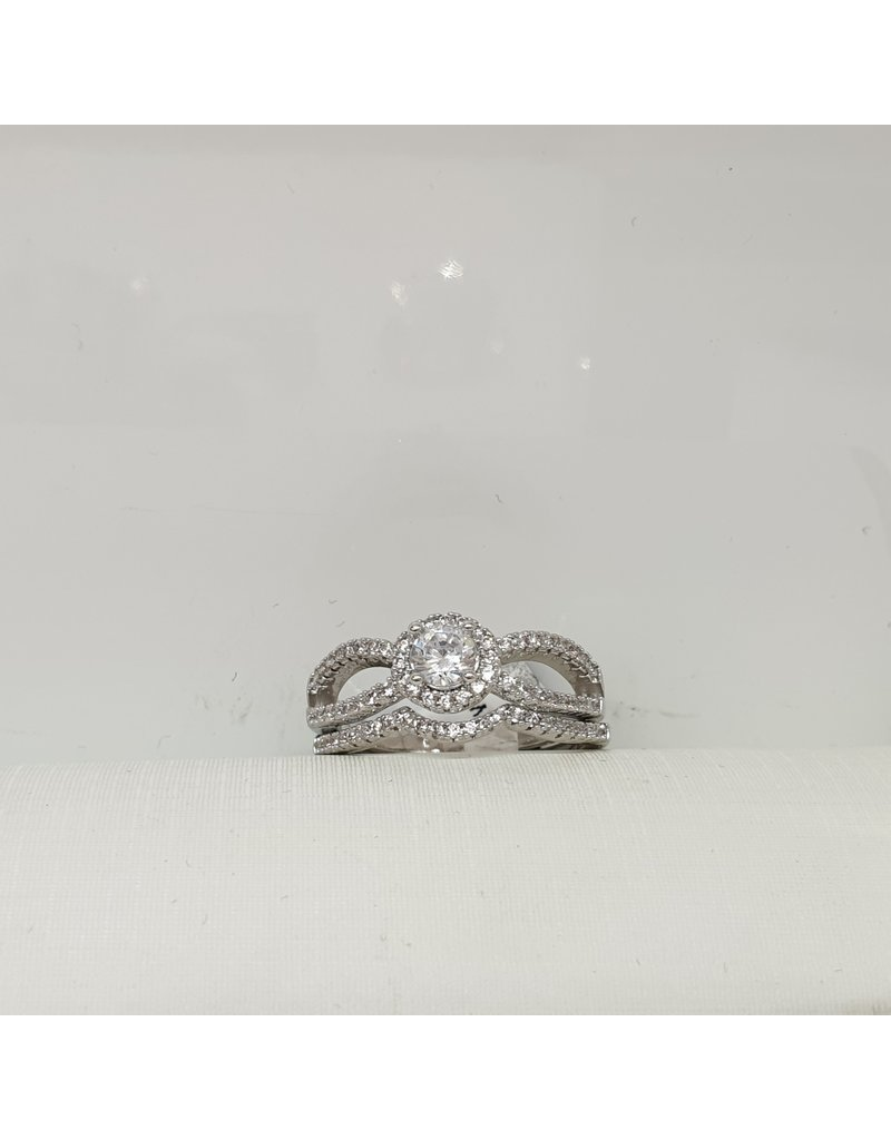 RGC190022 - Silver Plated Ring