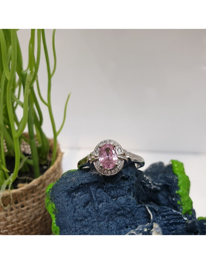 RGC190120 - Pink, Silver Ring