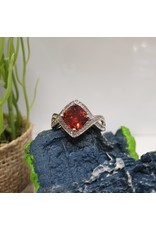 RGC190133 - Red, Silver Ring