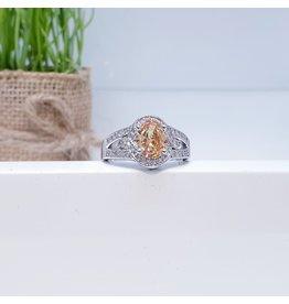 RGC190151 - Yellow, Silver Ring