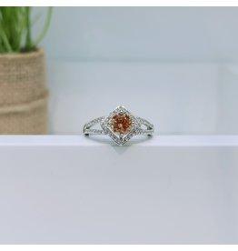 RGC190162 - Brown, Silver Ring