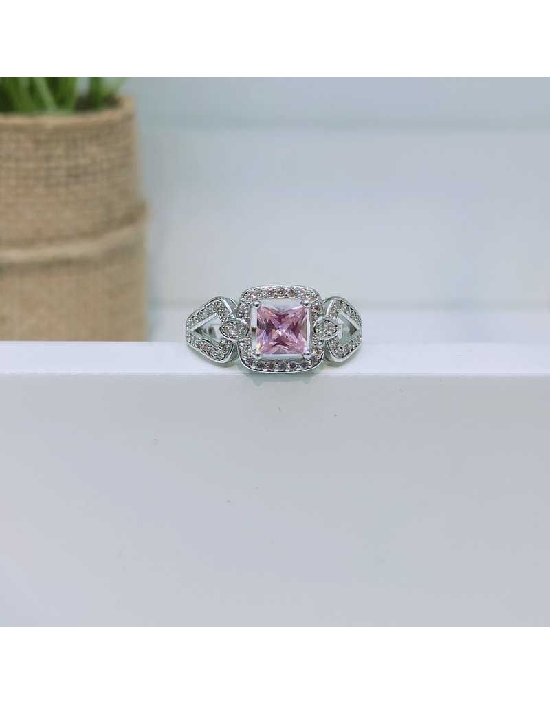 RGC190175 - Red, Silver Ring