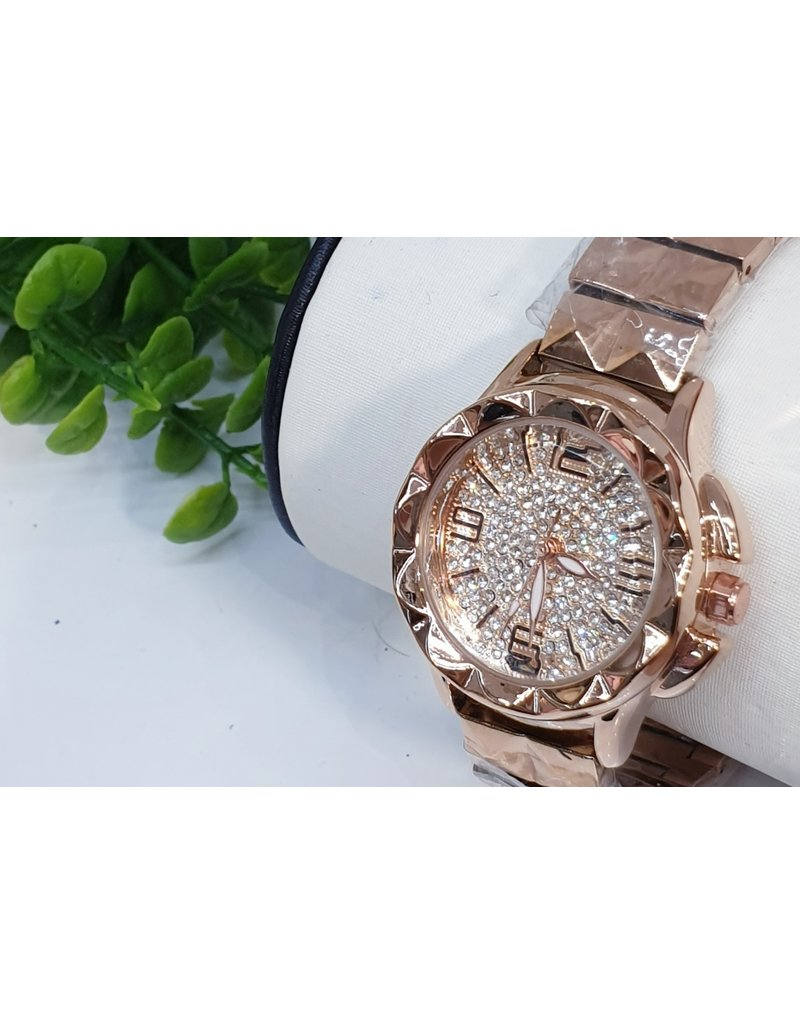 WTB0002- Small Rose Gold Watch
