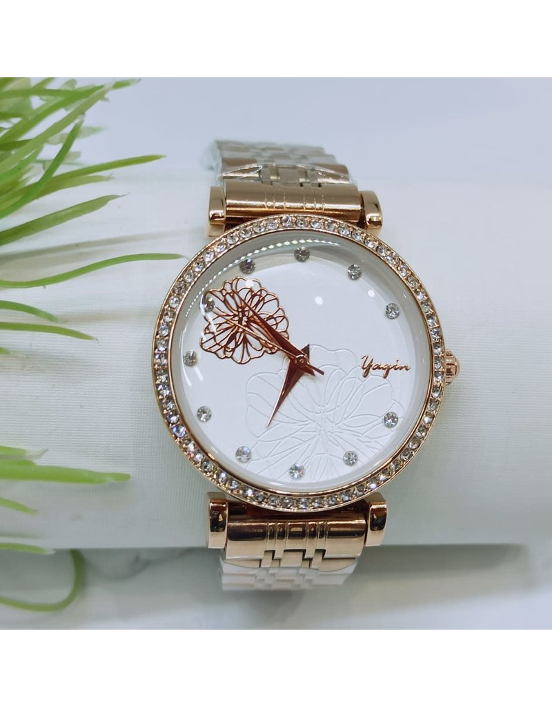 WTB0023- Rose Gold Watch