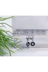 EMA0045 - Silver Flower, Ball Stud, Hoop,  Multi-Pack Earring
