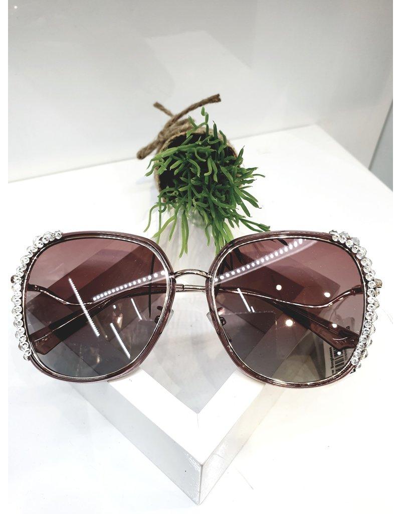 SNA0028- Silver Sunglasses