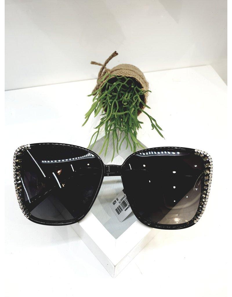 SNA0072- Gold Sunglasses