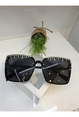 SNA0115- Silver Sunglasses