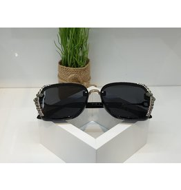 SNA0129- Grey Mother Of Pearl Sunglasses