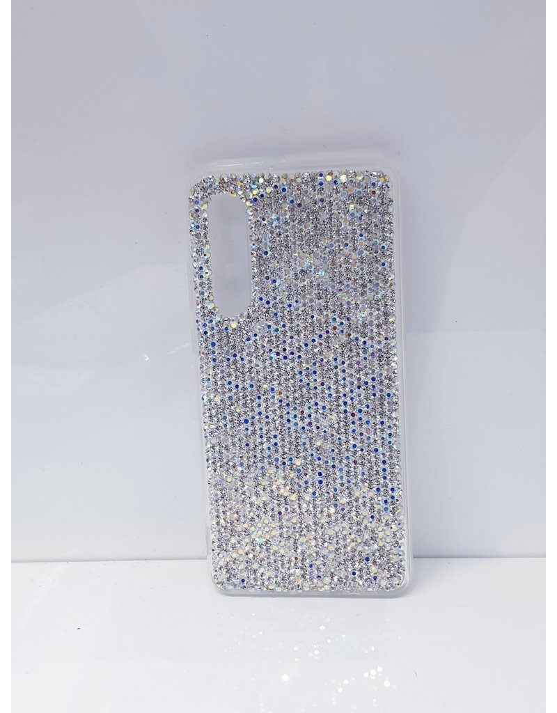 CLC0018  - P30 - Silver Phone Cover