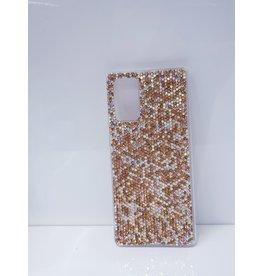CLC0009  - P40 - Gold Phone Cover