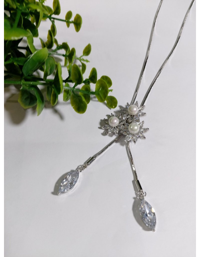 LCA0001-Silver,Pearl Adj. B/Let