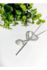 LCA0012-Silver,Heart Adj. B/Let