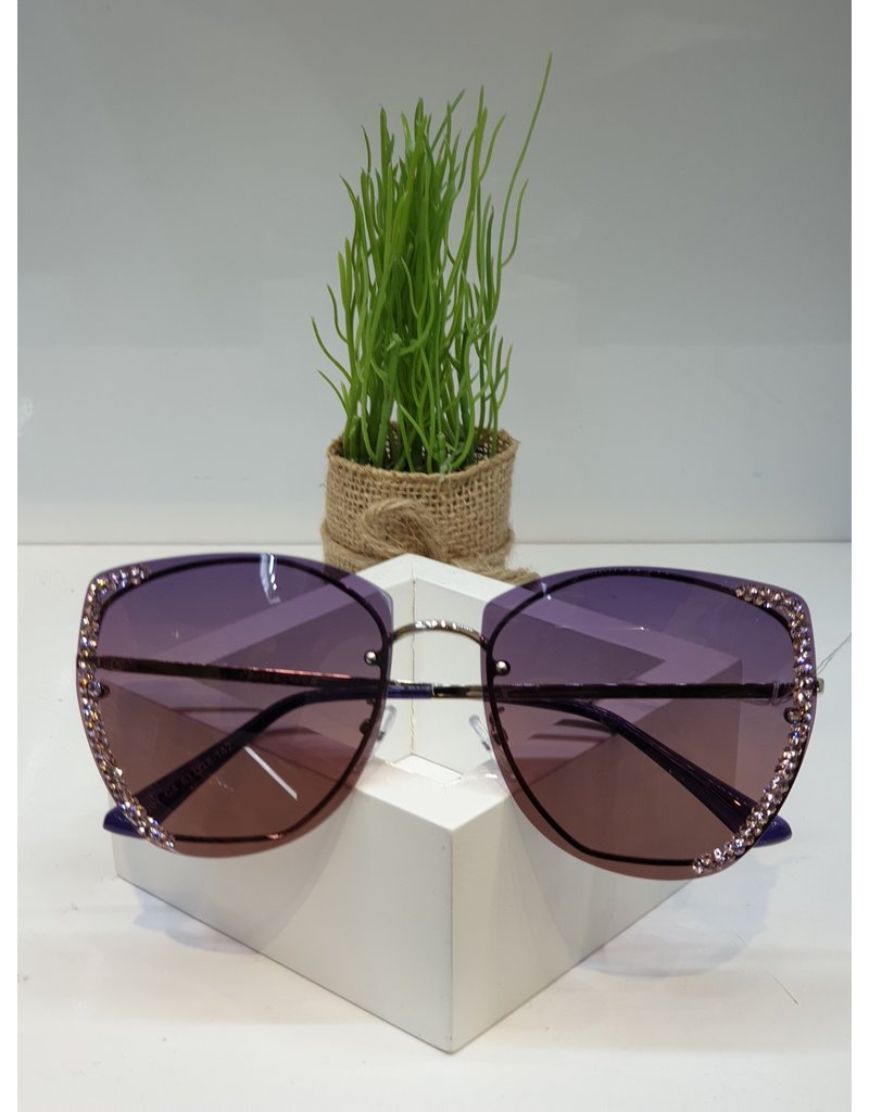 SNA0051- Pink Sunglasses