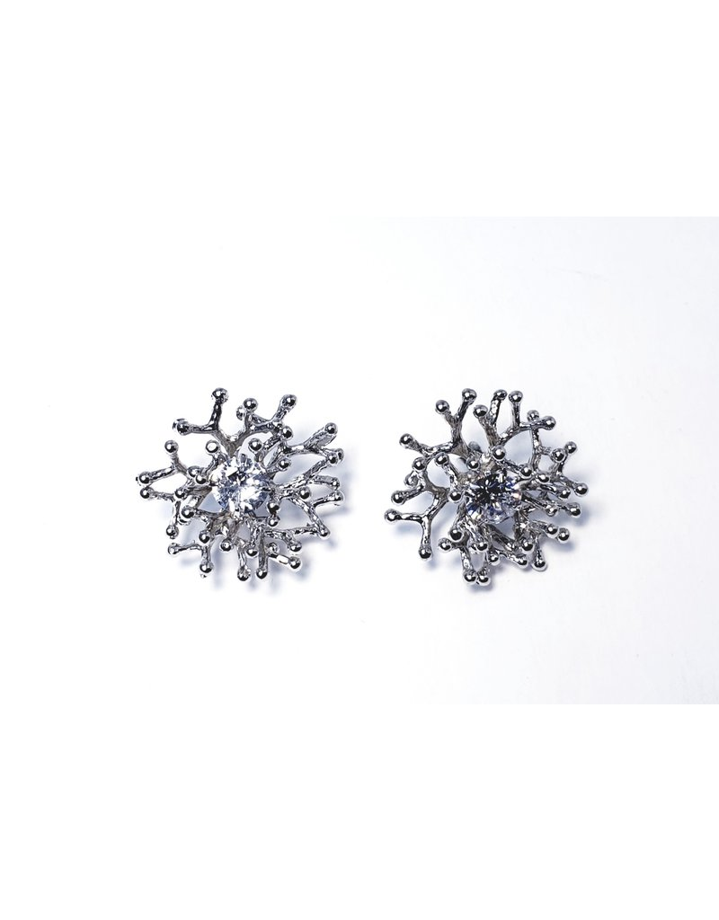 ERH0063 - Silver  Earring