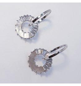 ERH0066 - Silver  Earring