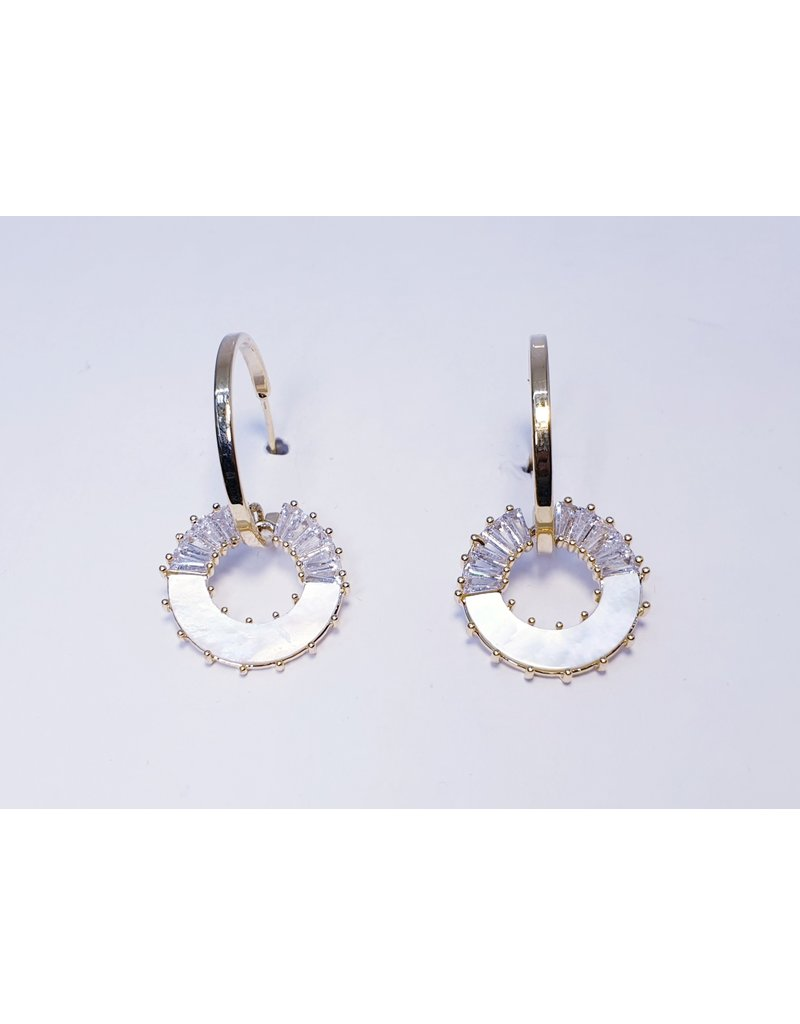ERH0067 - Gold  Earring