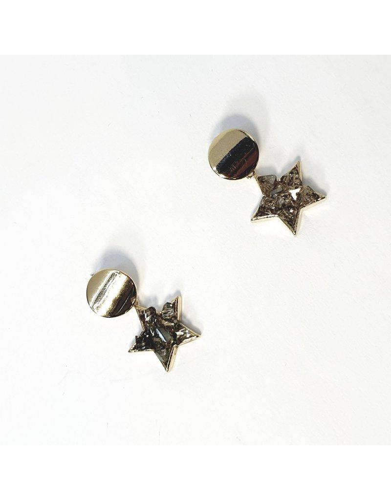 ERH0070 - Gold  Earring