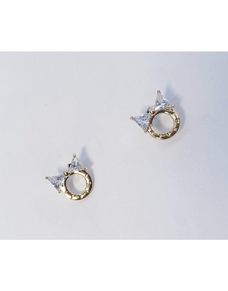 ERH0080 - Gold Earring