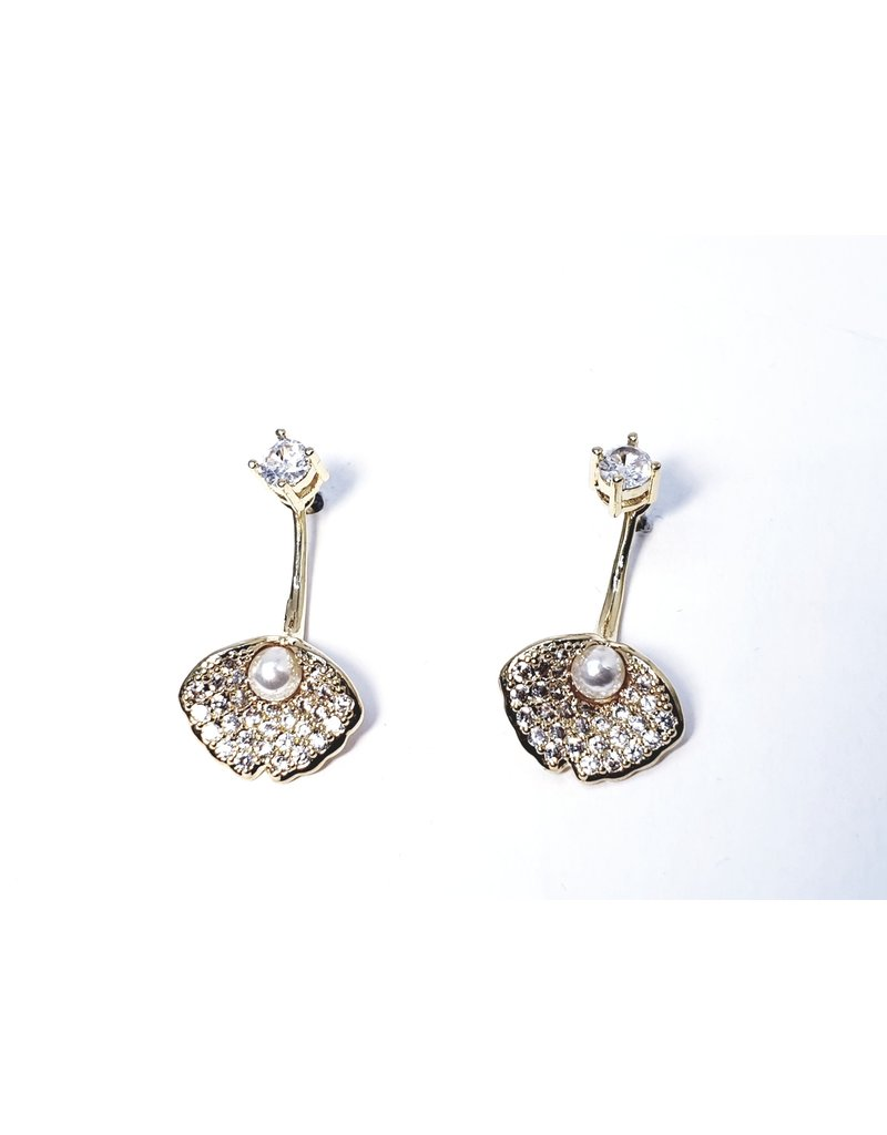 ERH0091 - Gold  Earring