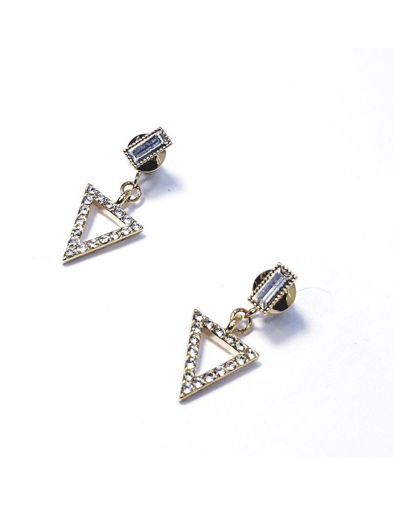 ERH0100 - Gold  Earring