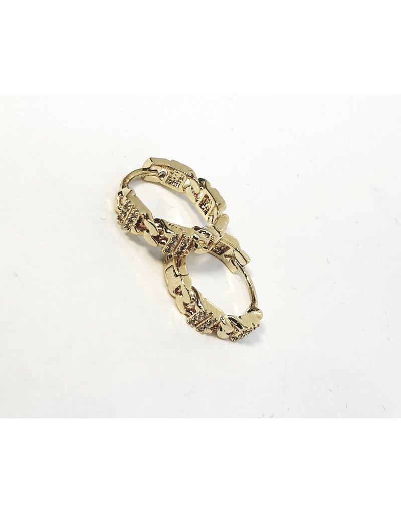 ERH0102 - Gold  Earring
