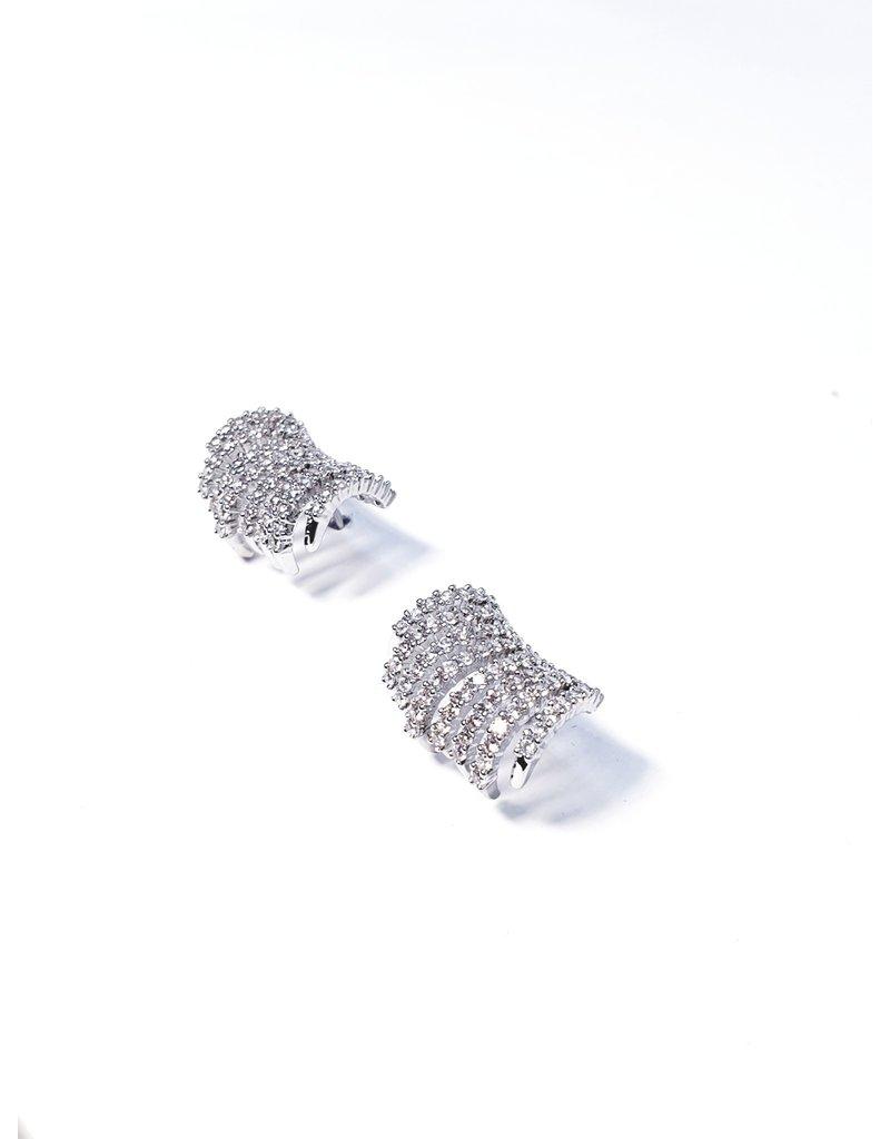 ERH0105 - Silver  Earring