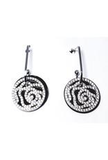 ERH0115 - Silver  Earring