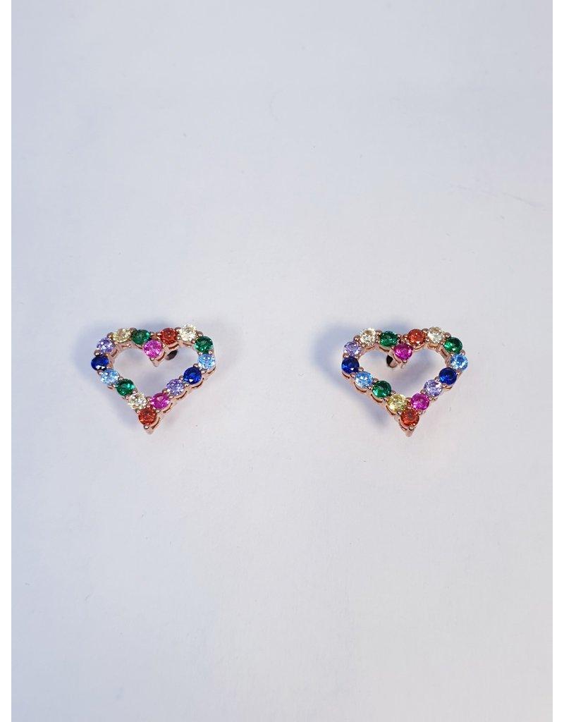 ERH0146 - Multicolour  Earring
