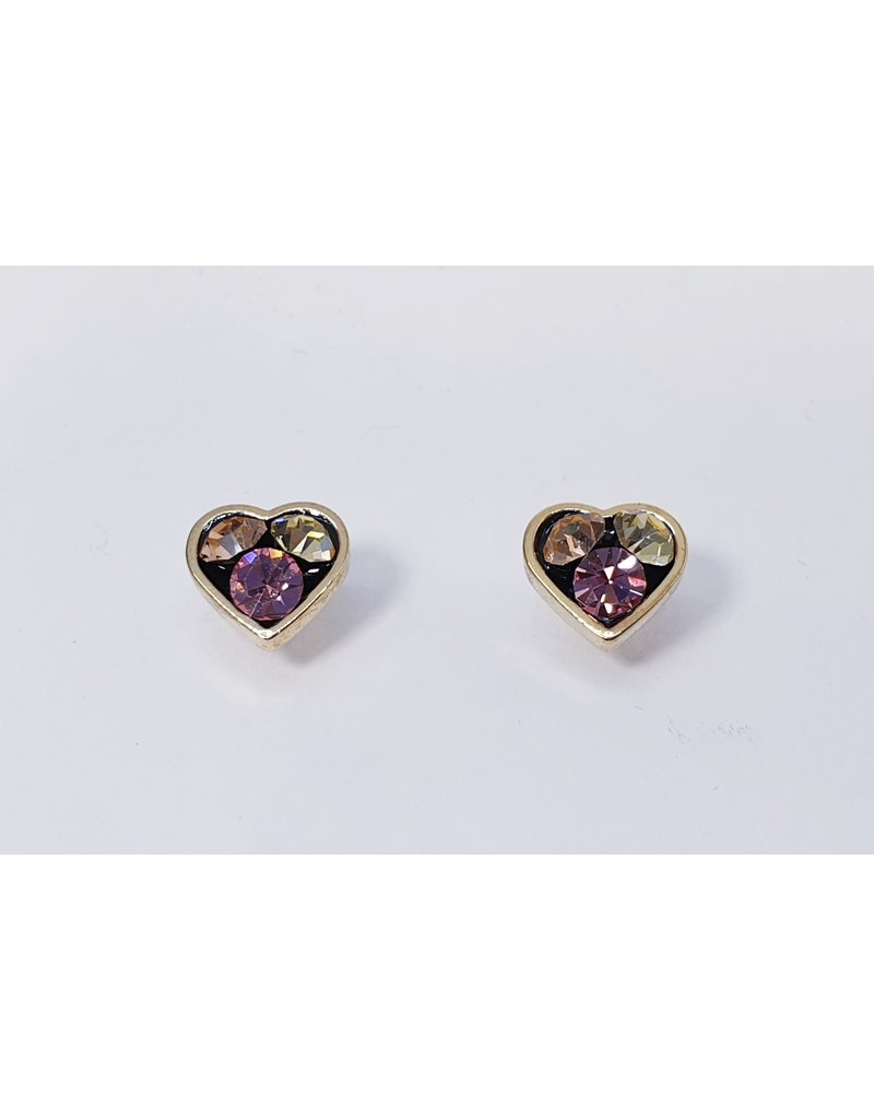 ERH0151 - Gold Multi  Earring