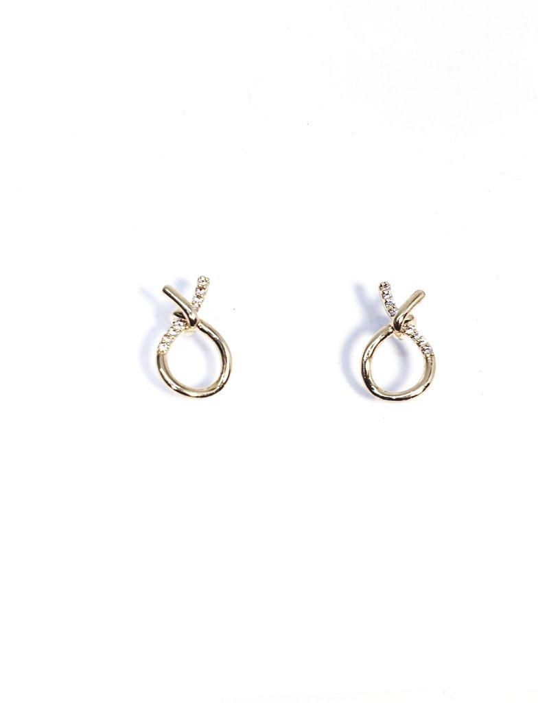 ERH0204 - Gold Earring
