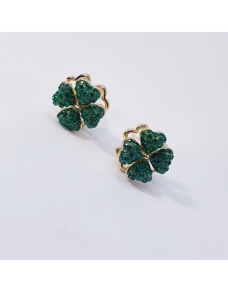 ERH0215 - Green  Earring
