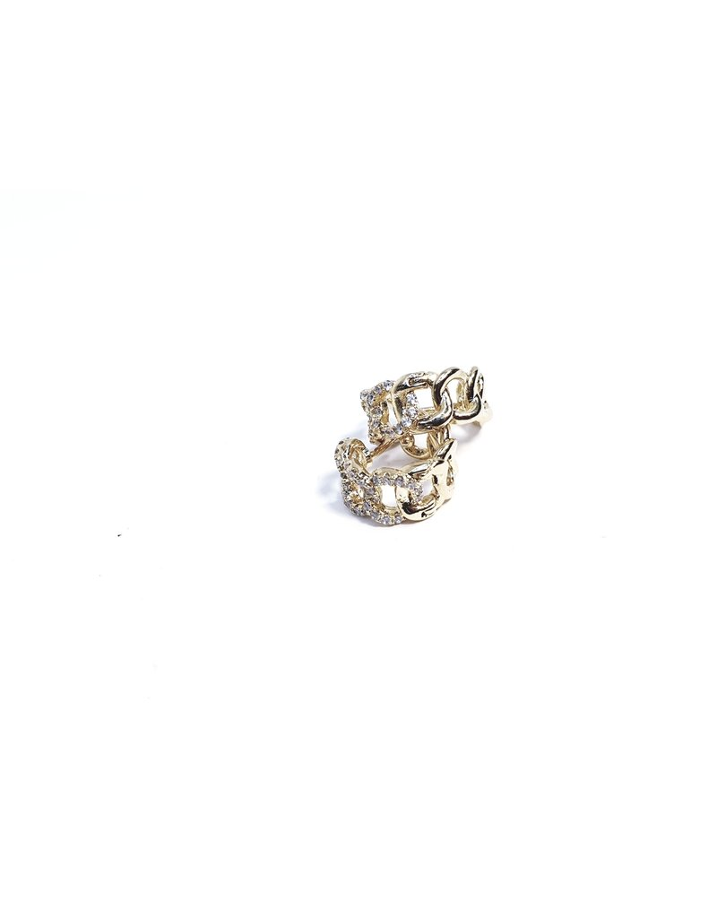ERH0236 - Gold  Earring