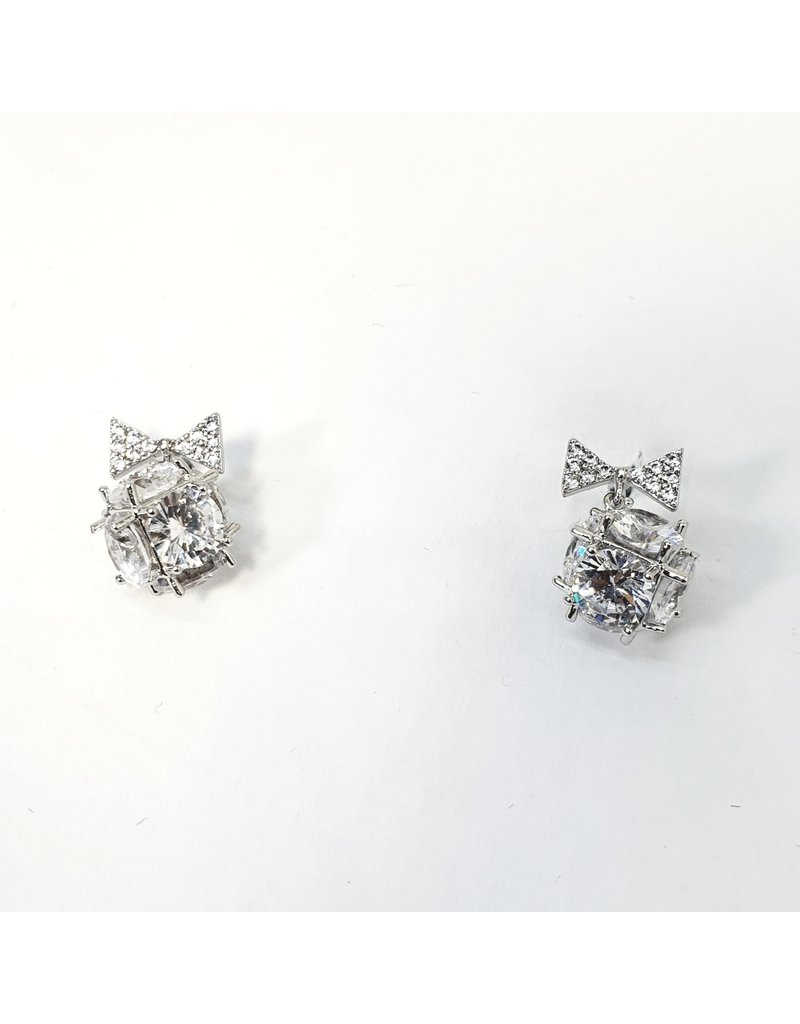 ERH0245 - Silver  Earring