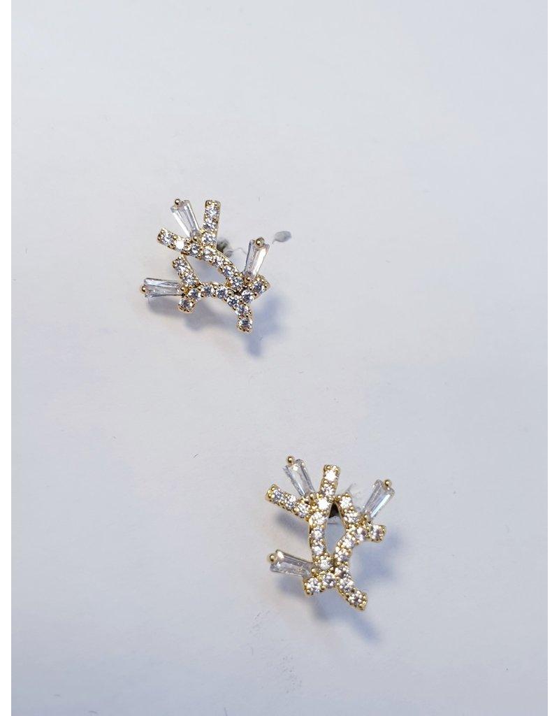 ERH0269 - Gold Earring