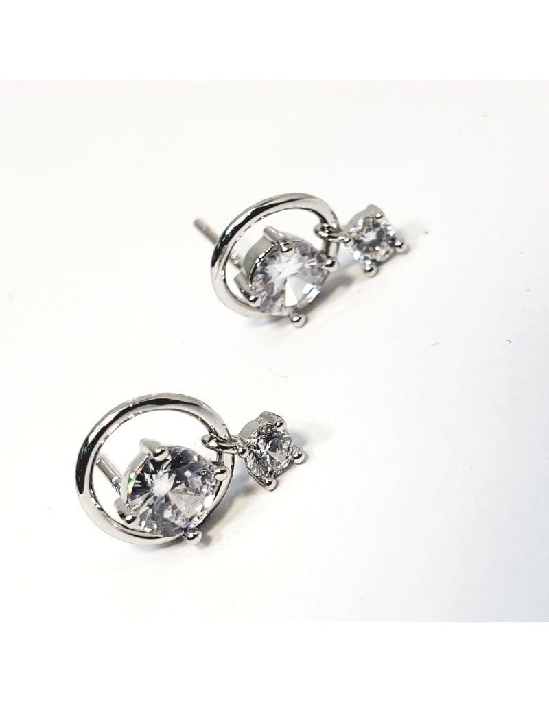 ERH0276 - Silver Earring