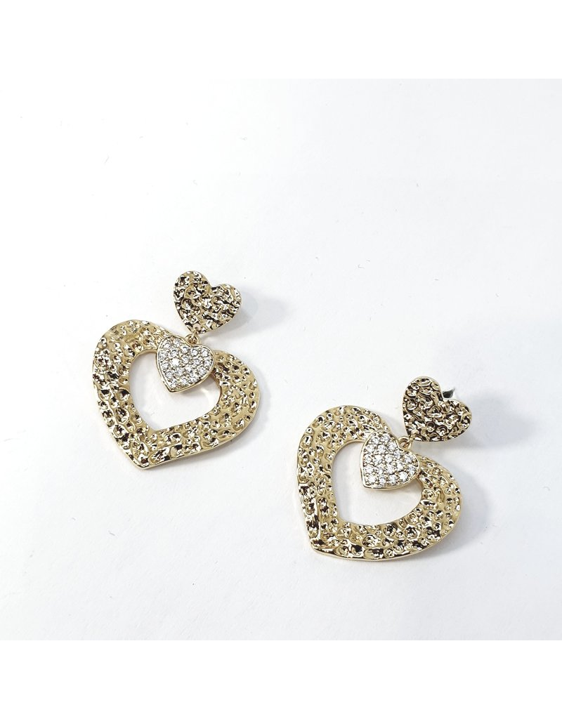 ERH0305 - Gold  Earring
