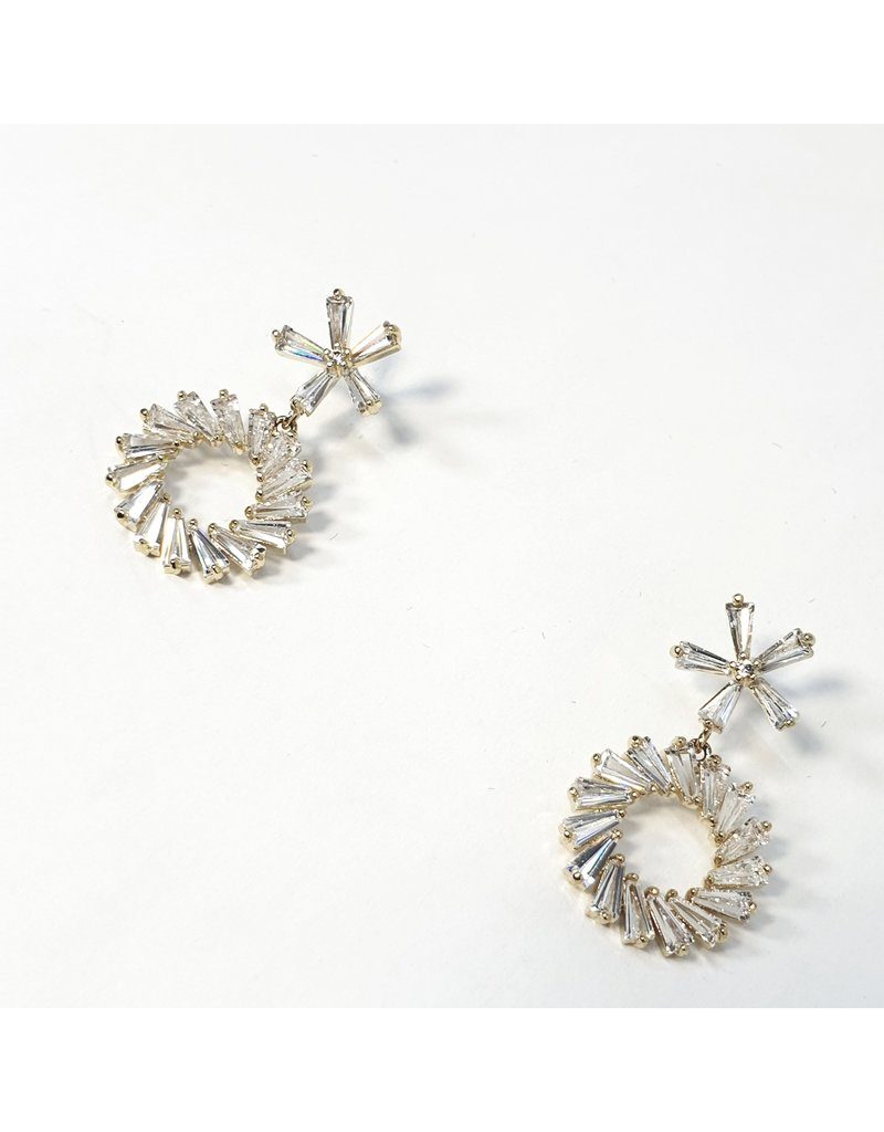 ERH0316 - Gold  Earring