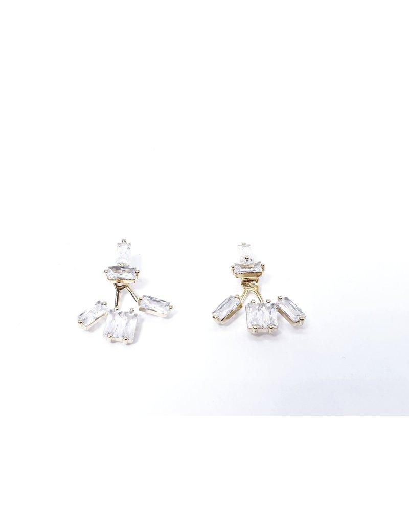 ERH0334 - Gold  Earring