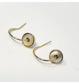 ERH0341 - Gold  Earring