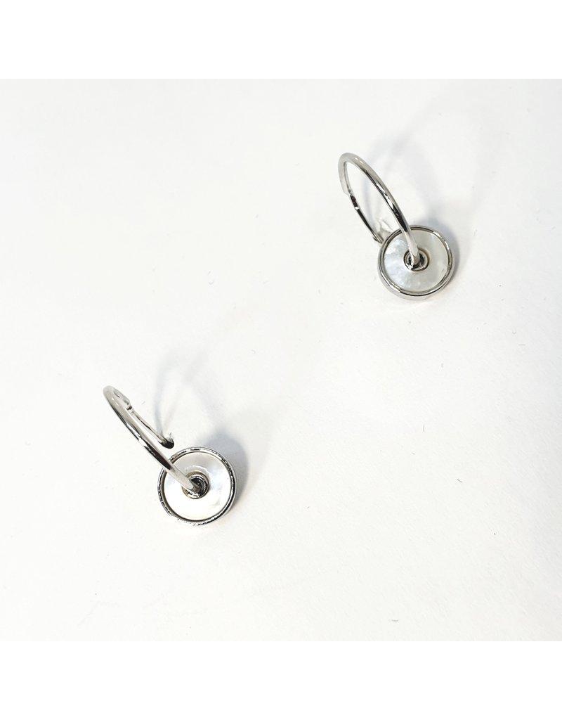ERH0342 - Silver  Earring