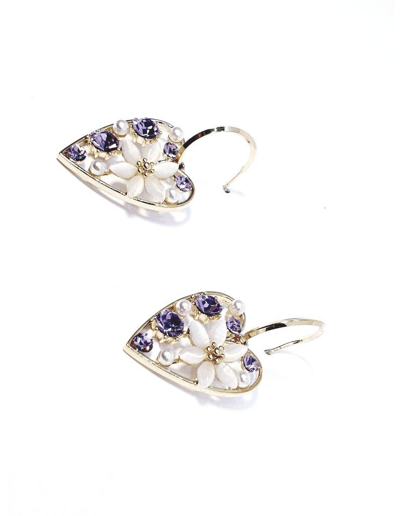 ERH0394 - Gold  Earring