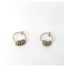 ERH0395 - Gold  Earring
