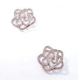 ERH0415 - Rose Gold  Earring