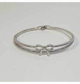 BGH0022 - Silver,  Bangle